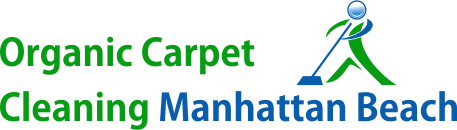 Organic Carpet Cleaning Manhattan Beach Logo